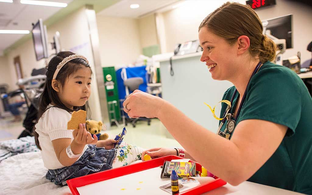 Visit the Hassenfeld Children's Hospital at NYU Langone Medical