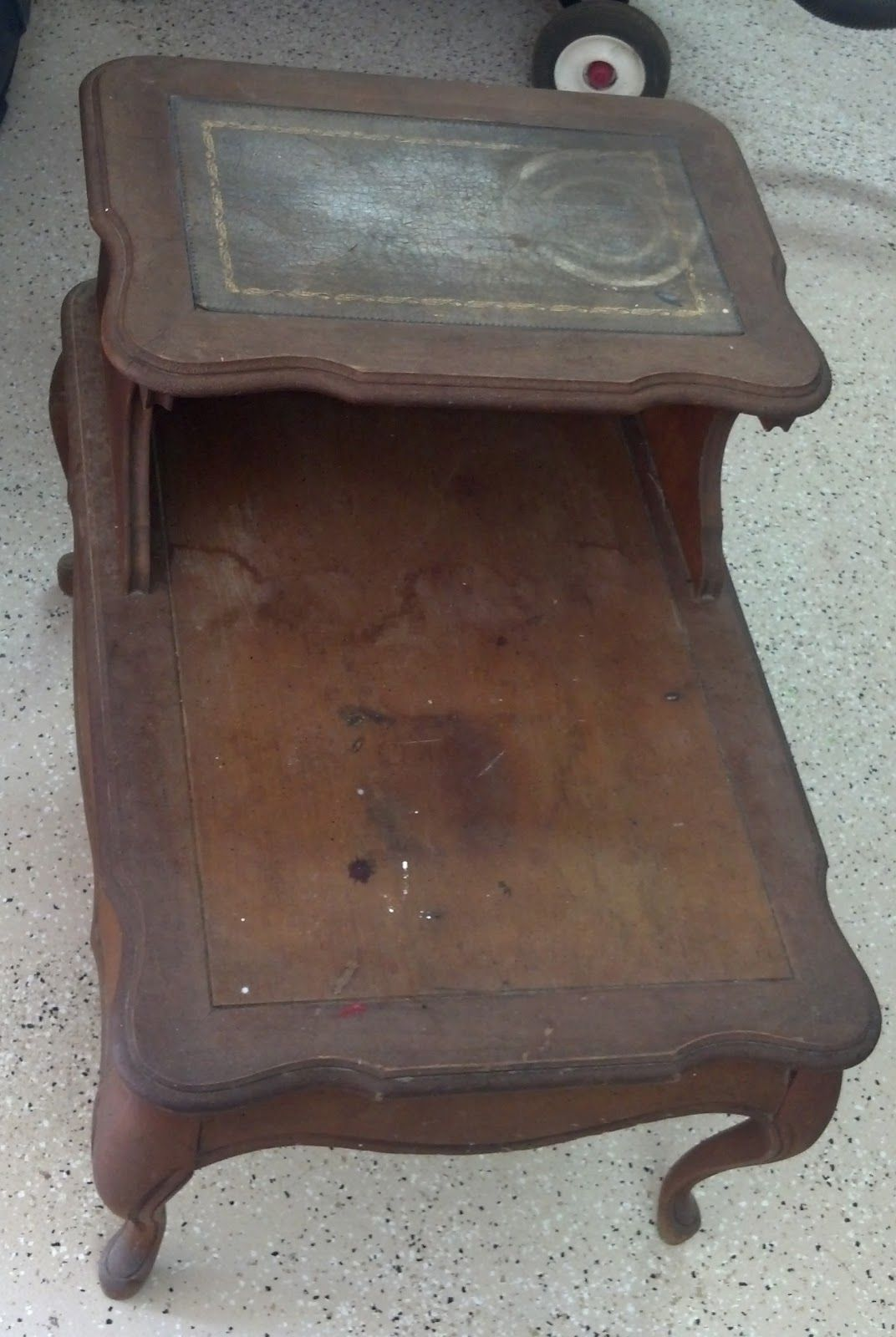 Superieur Refurbishing Old End Tables   Google Search
