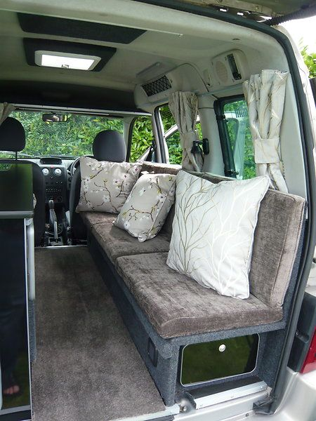 citroen berlingo micro camper campervan 106 diy pinterest berlingot am nagement et roulotte. Black Bedroom Furniture Sets. Home Design Ideas