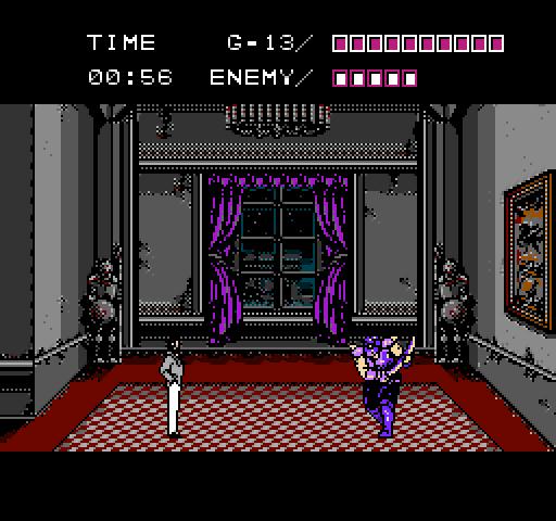 """NES #45: The Mafat Conspiracy (""""Golgo 13 II"""")"""