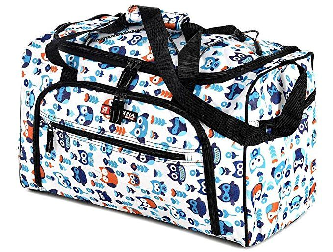 Olympia USA 25 Fashion Sports Duffel Sports