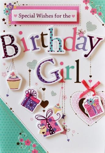Female Birthday Cards Adult General Friend Greeting Pictures