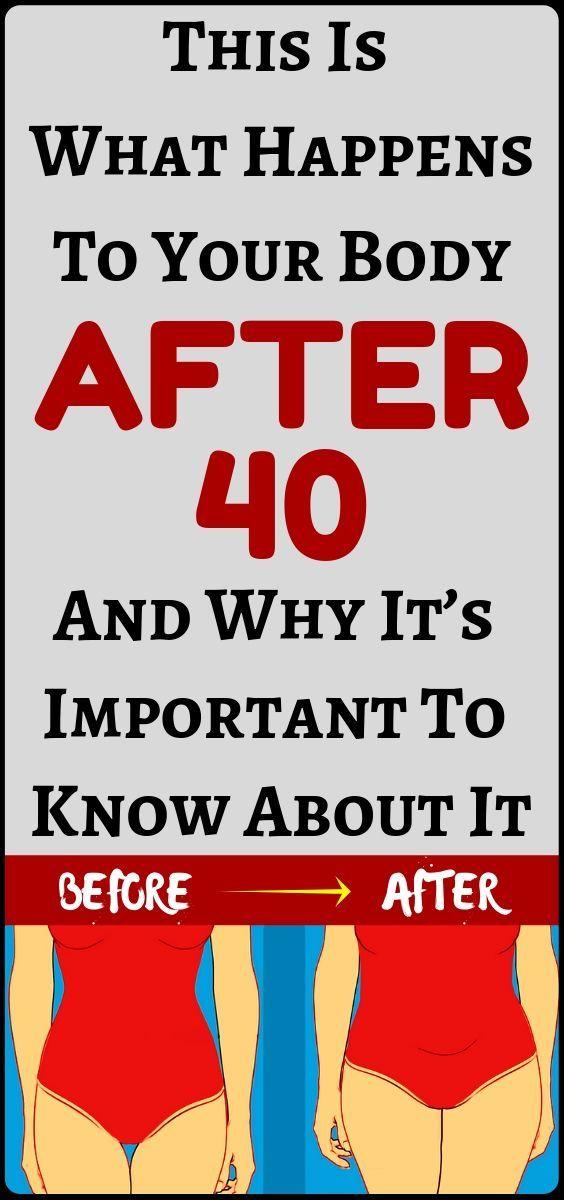 #es #Fitness #Gesundheit #Ihrem #ist #Jahren #Körper #mit #nach #passiert #und #Warum #wichtig Healt...