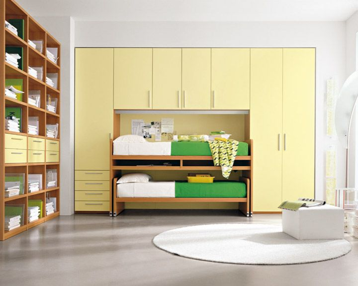 Inspiring Pictures Of Yellow Bedroom Design Inspirations : Cheerful ...