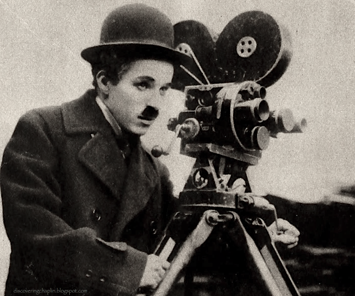 charlie chaplin this guy was a cinematic genius looney