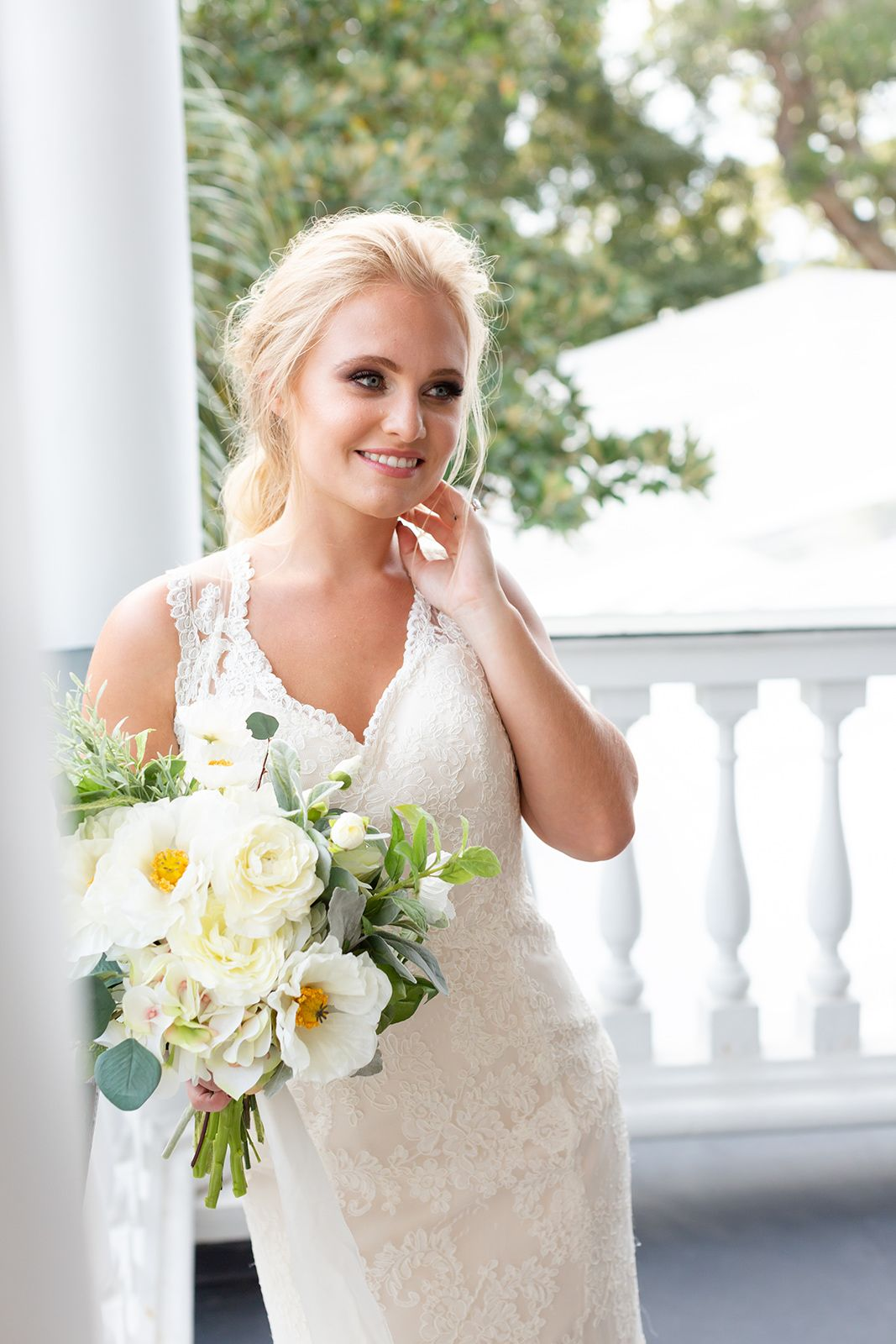 Madison Collection Bride Bouquet Available For Rent Lush Silk