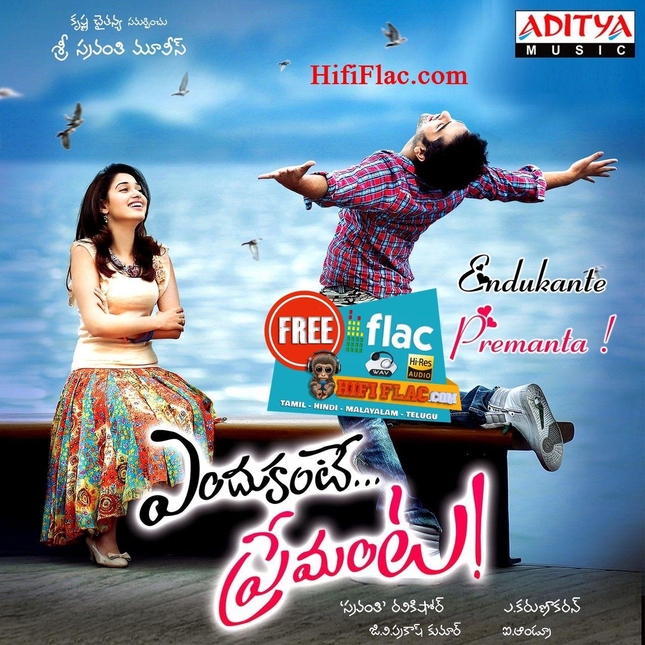 Endukante Premanta (2012)-Telugu-DIGITALRip-FLAC