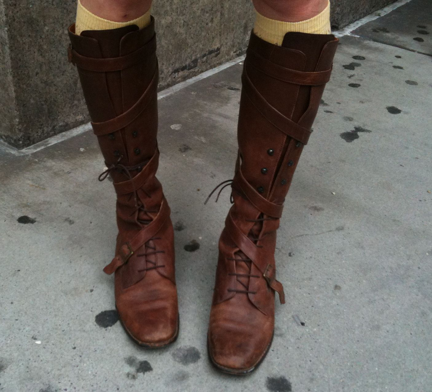 Close-up of vintage riding boots | My Style | Pinterest ...