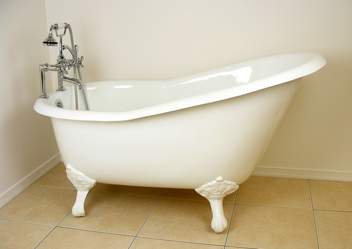 The Clawfoot Tub Is A Classic Bathroom Icon And Common In