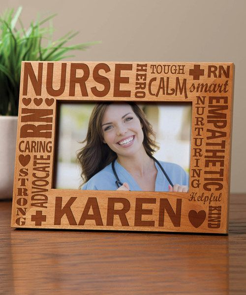Look at this Special Nurse Personalized Frame on #zulily today ...