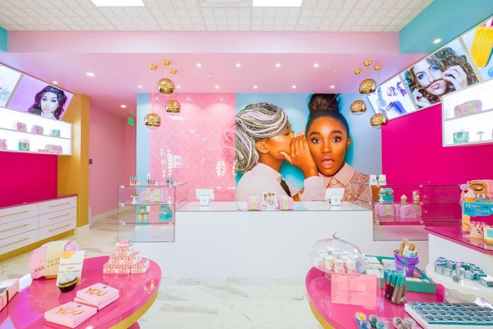 Beauty Bakerie Store by Mindful Design Consulting, San
