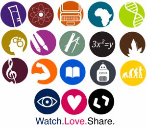 Education Logos Pictogramme