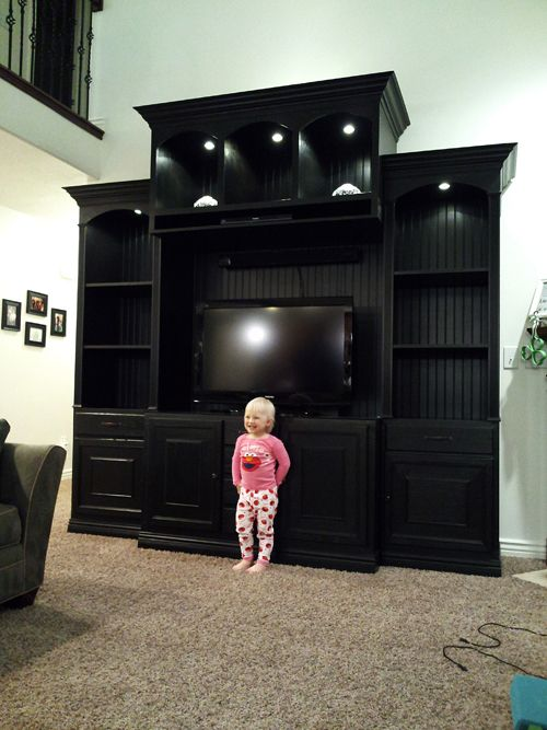 The entertainment center do it yourself home projects from ana the entertainment center do it yourself home projects from ana white built ins pinterest ana white entertainment and living rooms solutioingenieria Image collections