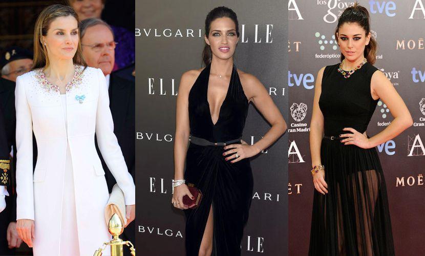 Las españolas mejor vestidas del 2014 - http://www.mujercosmopolita.com/las-espanolas-mejor-vestidas-del-2014.html
