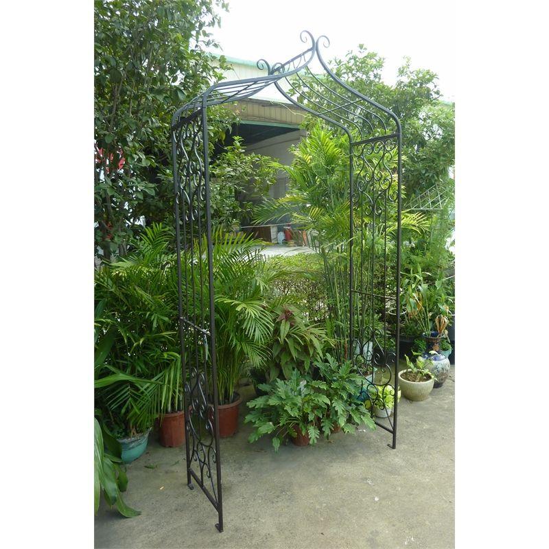 Gardman 2400mm Artesian Garden Arch Garden Arch Garden