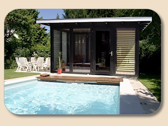 design outdoor sauna sauna pinterest sauna wellness saunas und schwimmteich. Black Bedroom Furniture Sets. Home Design Ideas