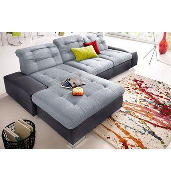 Sit & More Polsterecke, wahlweise XL oder XXL und mit Bettfunktion ...