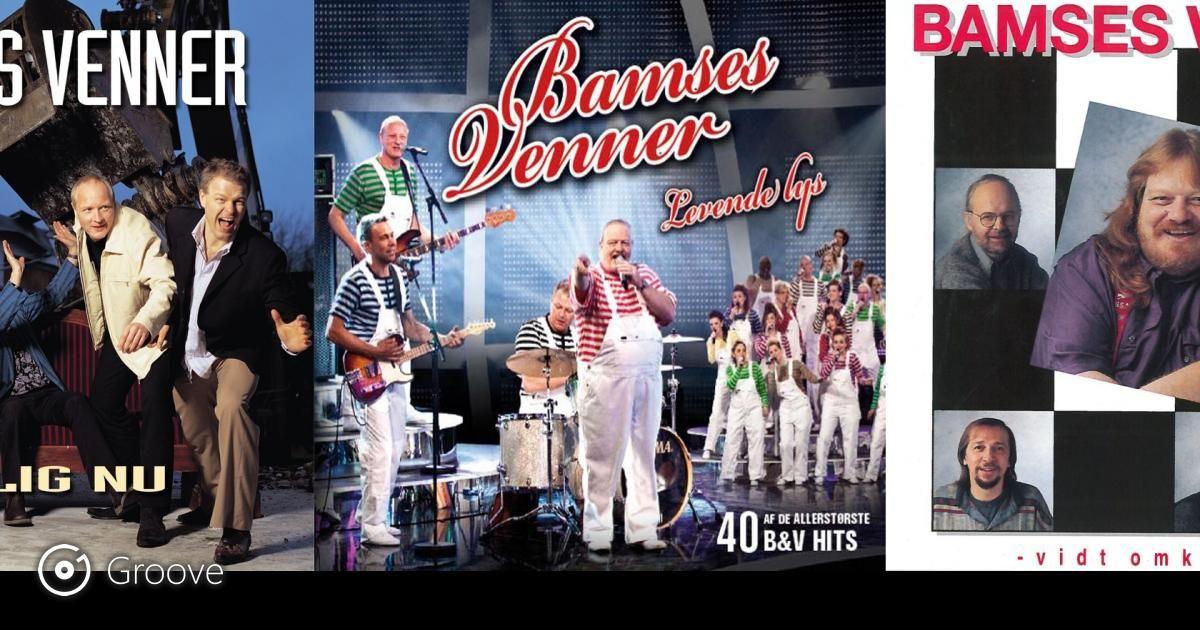 Bamses Venner: News, Bio and Official Links of #bamsesvenner for Streaming or Download Music