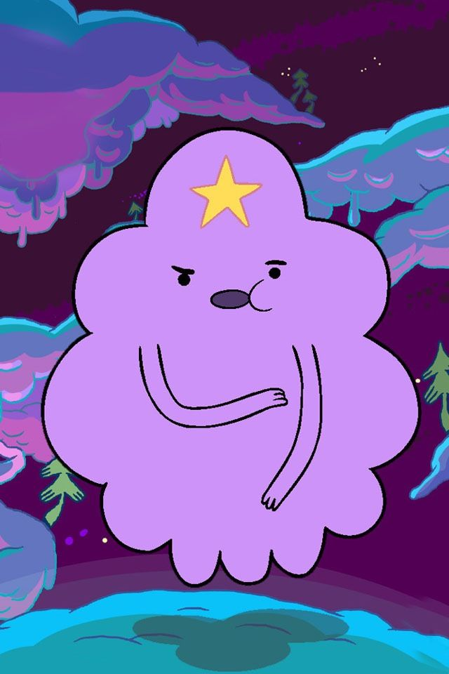 Lumpy Space Princess ! Lol | iPhone 5 wallpapers ...