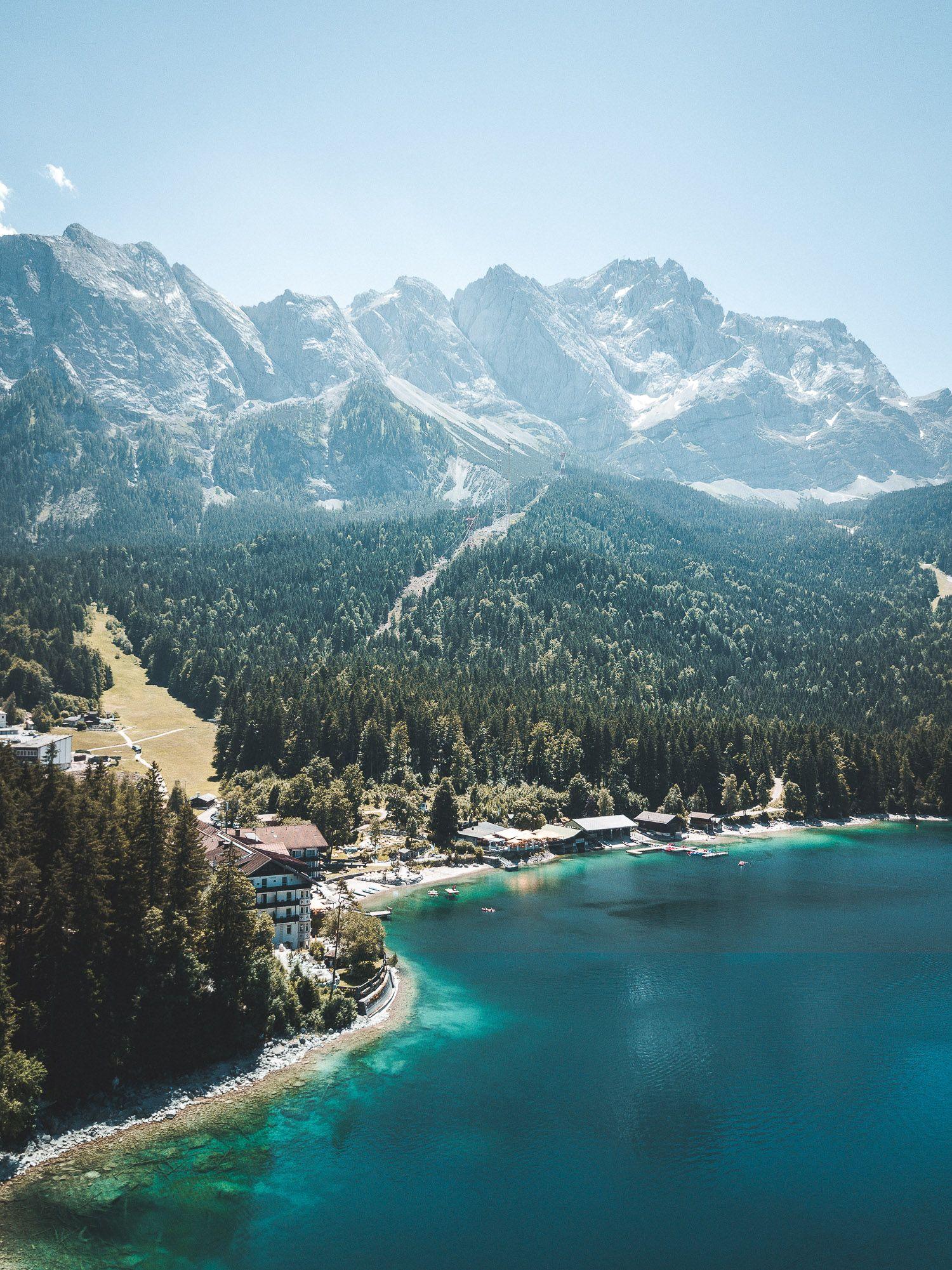 Ein Ausflug An Den Eibsee Josie Loves Ferien Deutschland Ausflug Reisefotografie