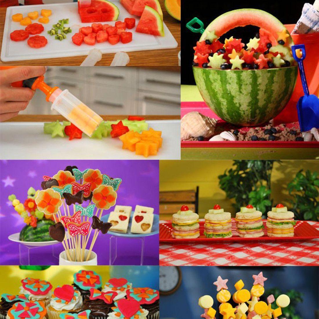 Vegetable and fruit salad arrangements tool kit farmerus market