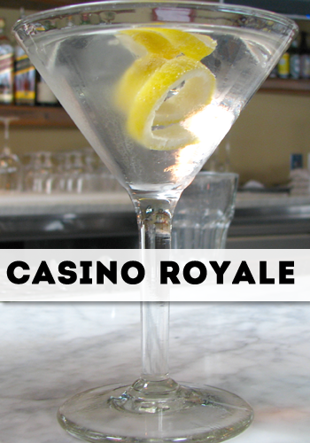 cocktail casino royal