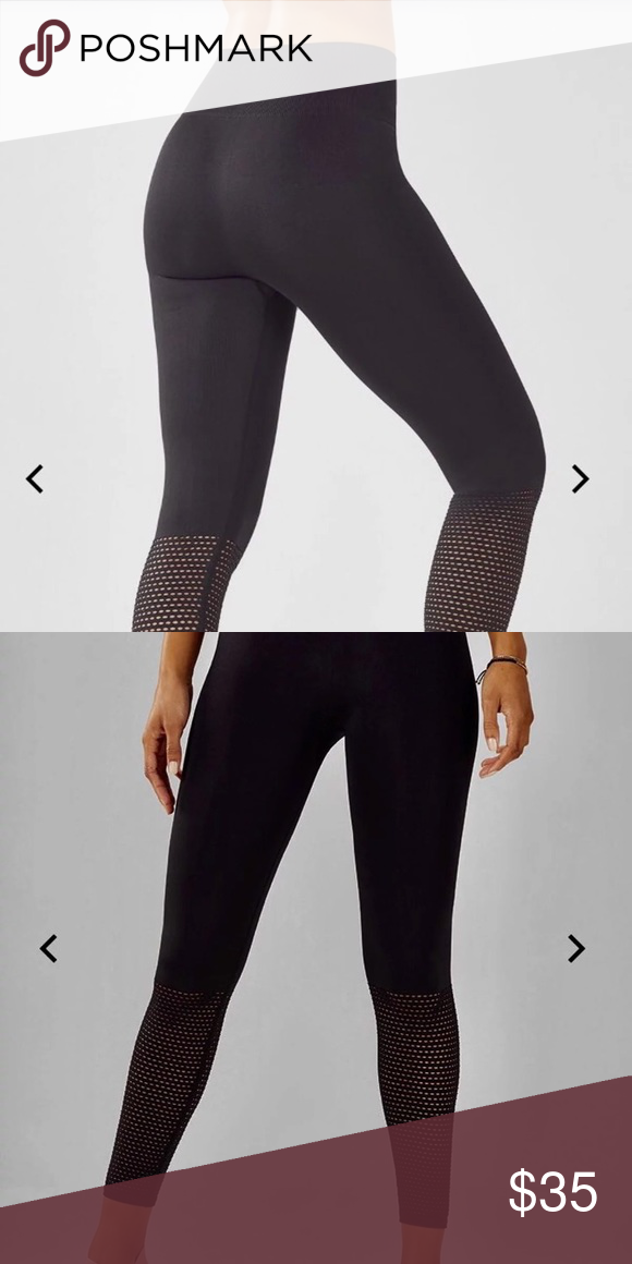 934c9a5a646b5 Seamless high waisted solid 7/8 from fabletics New, soft material, Fabletics  Pants Leggings