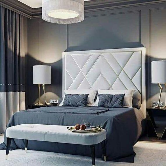 UPHOLSTERED WALL PANELS-king Design In 2020