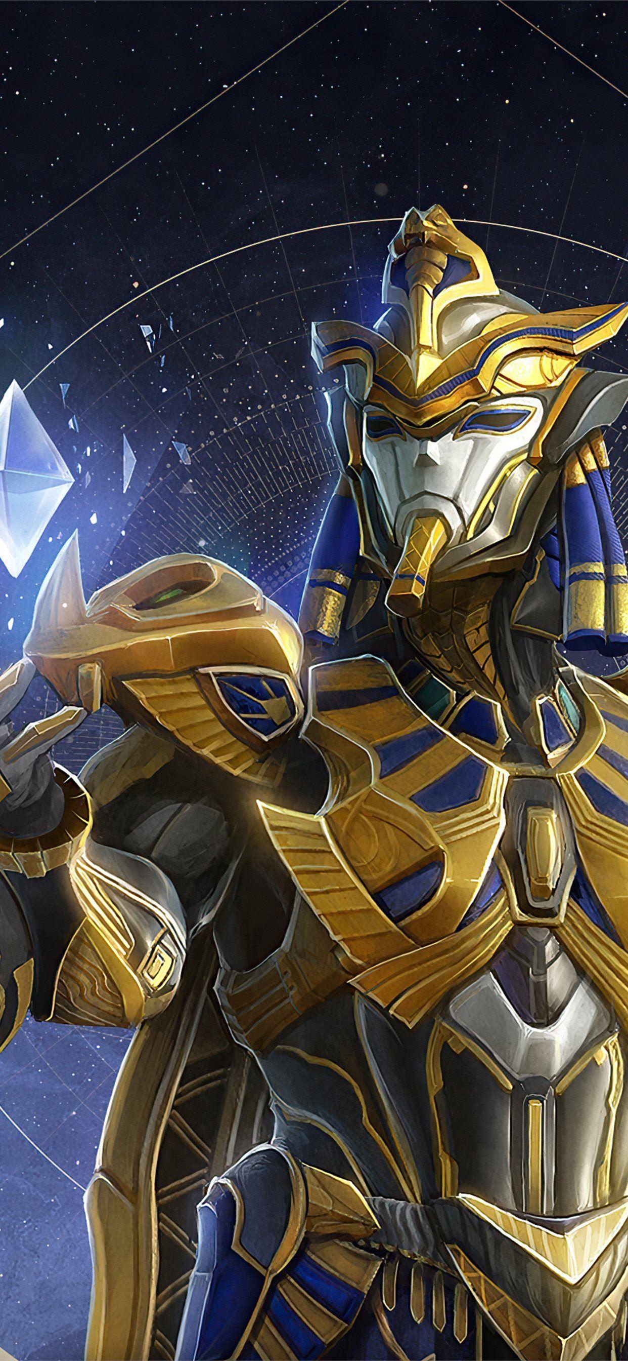 Pubg Mobile Pharaoh X Suit