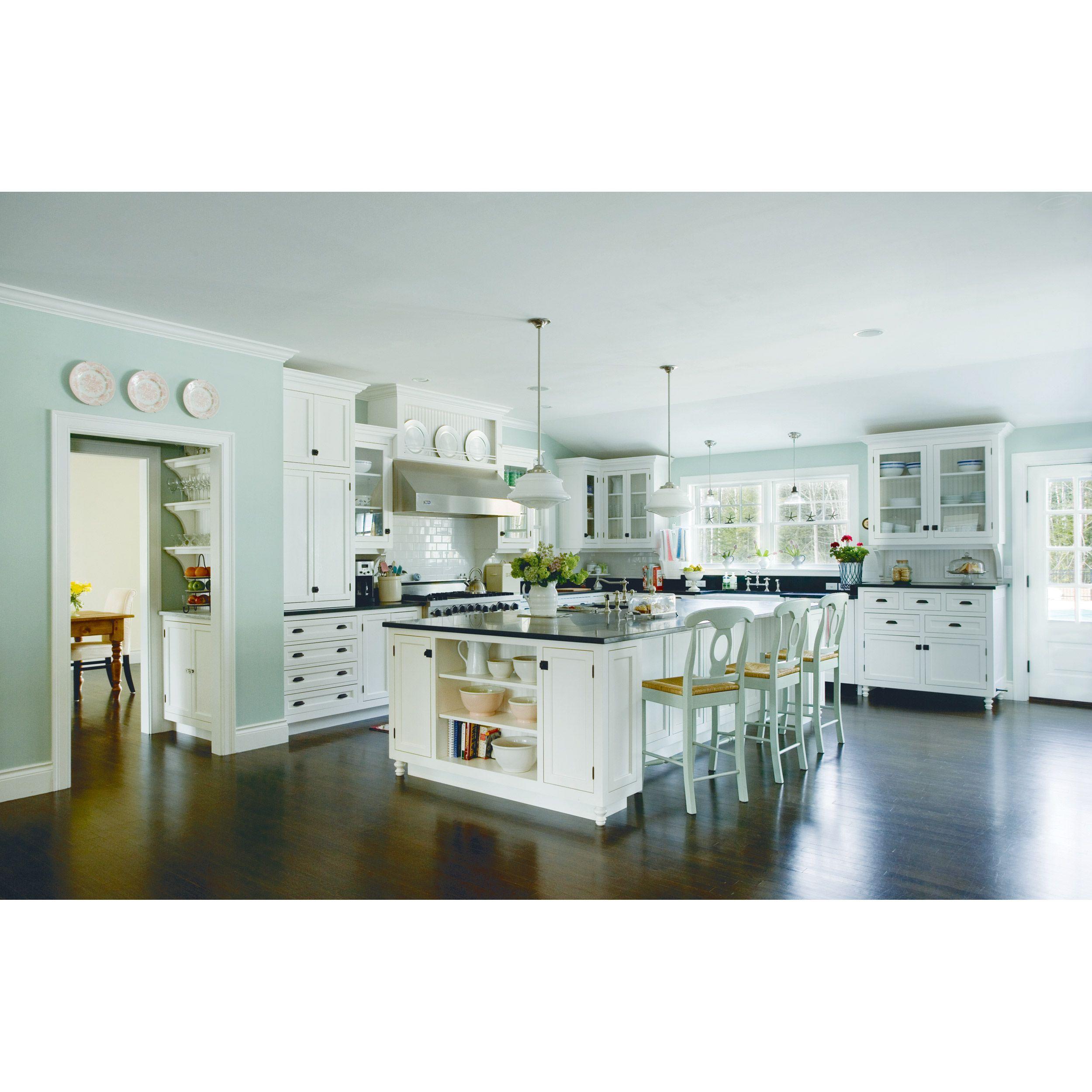 White Kitchen Cabinets For Sale: Hudson Valley 3416-PN Petersburg Polished Nickel Pendant