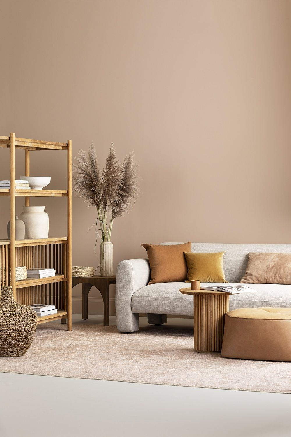 Be adventurous with brown & red tones-HOME GROWN Palette