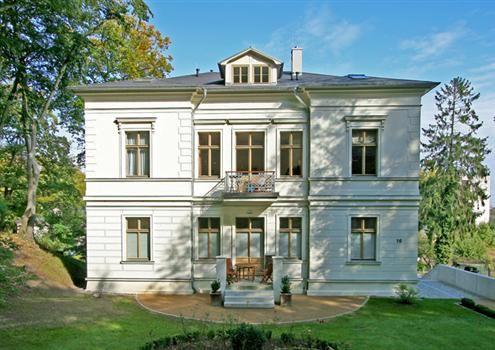 Villa Theresa, Delbrückstraße, Heringsdorf, Usedom (mit