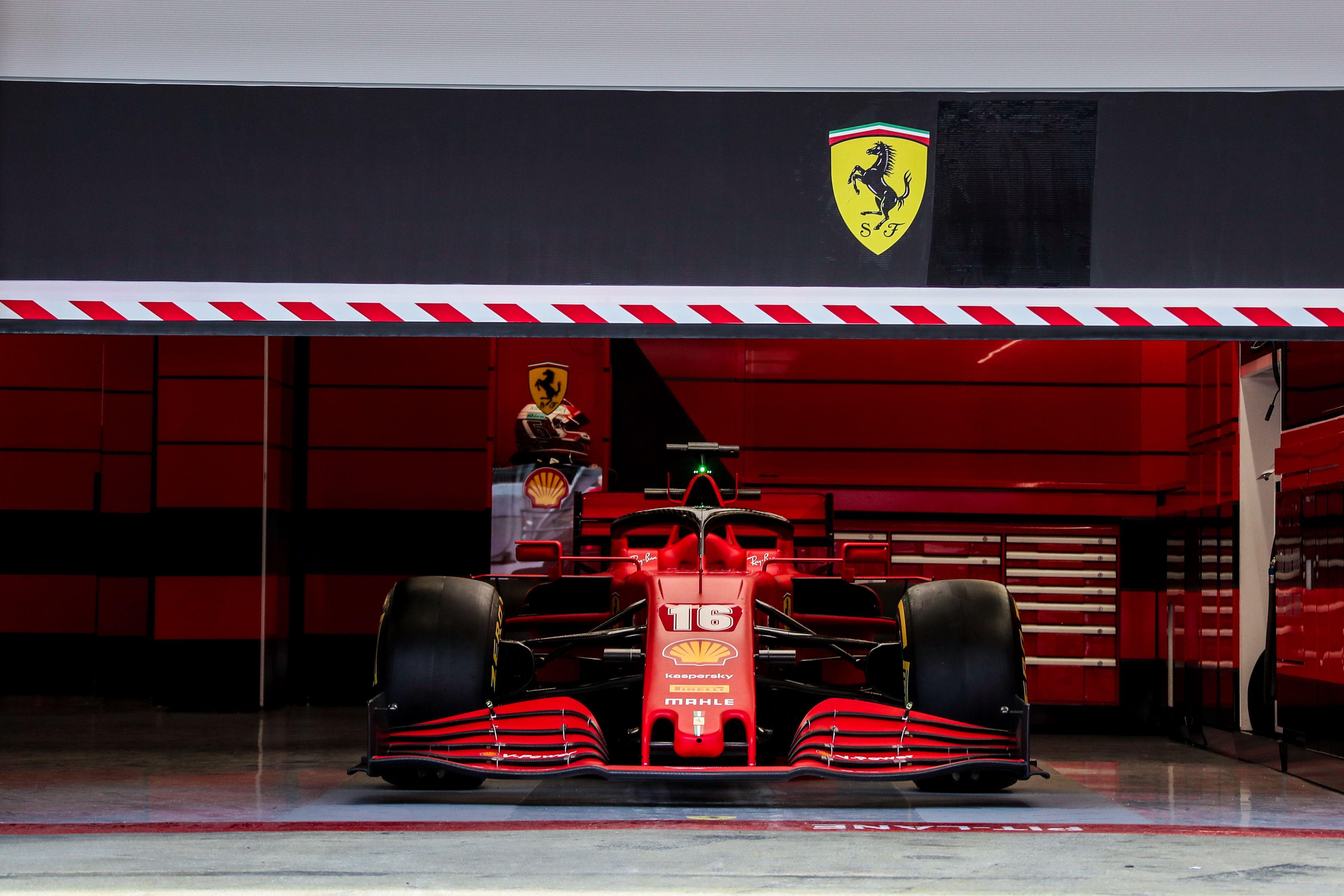 Ferrari Y La Carrera En Las Antipodas En 2020 Ferrari Carreras Formula 1