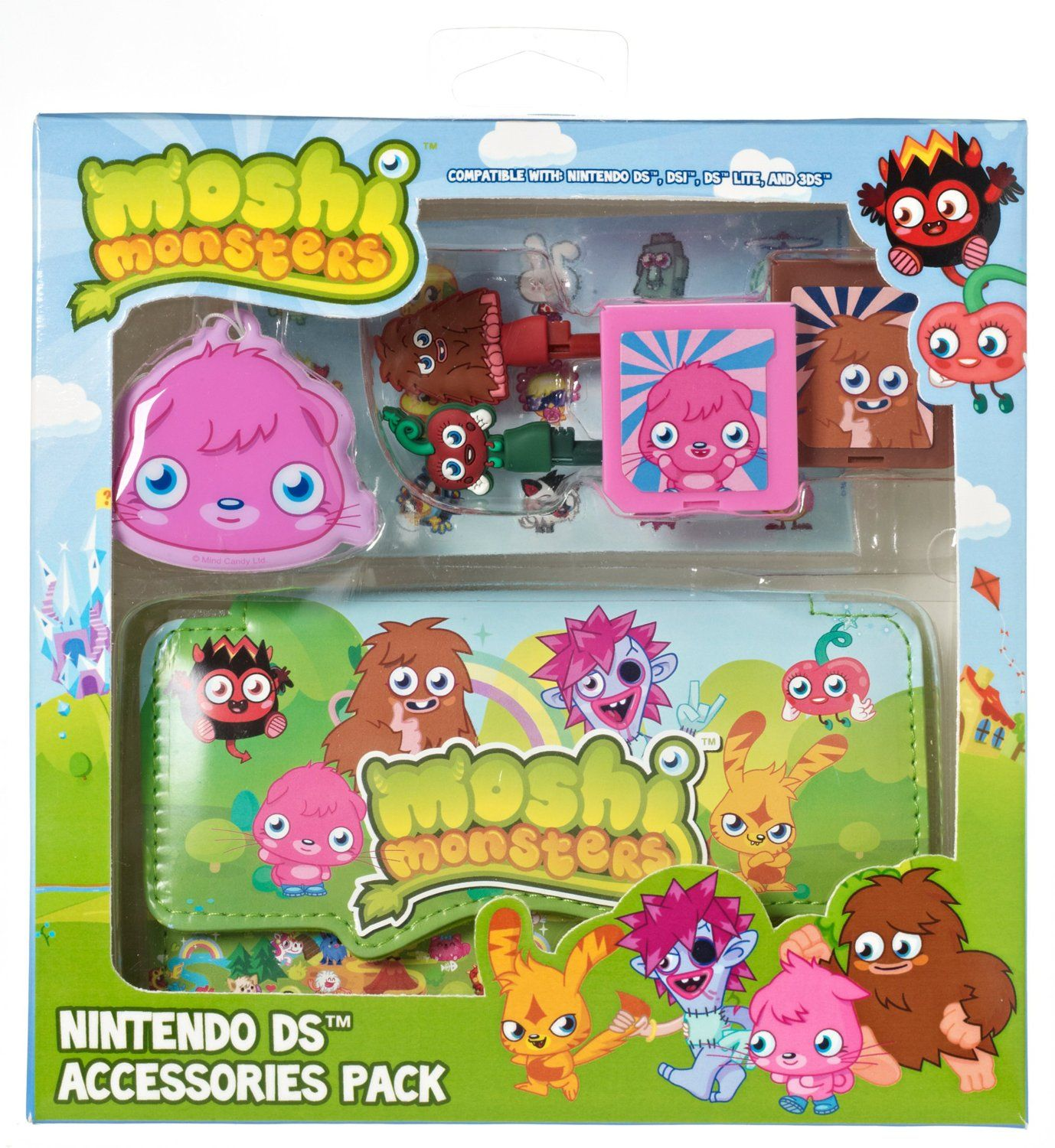 Moshi Monsters 7in1 Accessory Pack Poppet