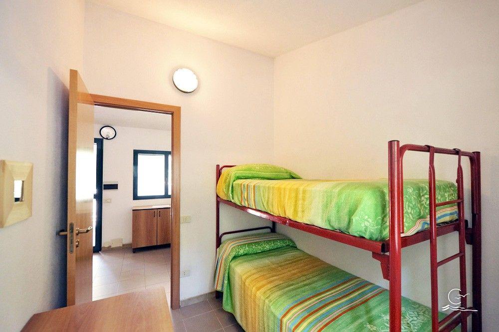 interno bungalow trilocale