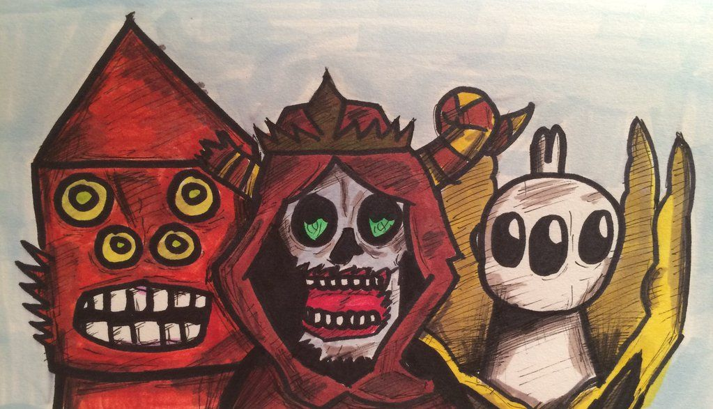 Advenutre Time Golb The Lich And Orgalorg By Thevcrewdeviant