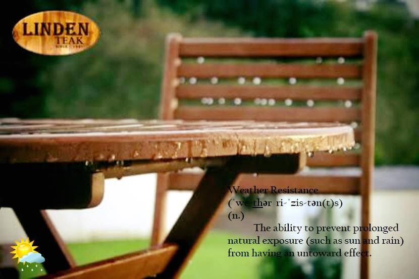 Here At Linden Teak Furniture Philippines, The Natural Durability Of Solid Teak  Wood Is Utilized