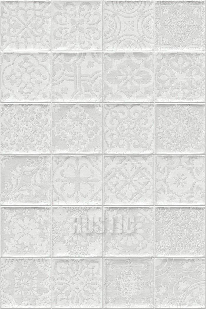 Vives Etnia Tamil Blanco In 2020 House Tiles Small Bathroom With Tub Lilac Living Rooms