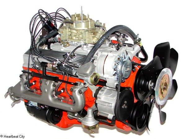 Camaro 302 DZ Crossram engine V1104DZ 1969 2450000  Engine