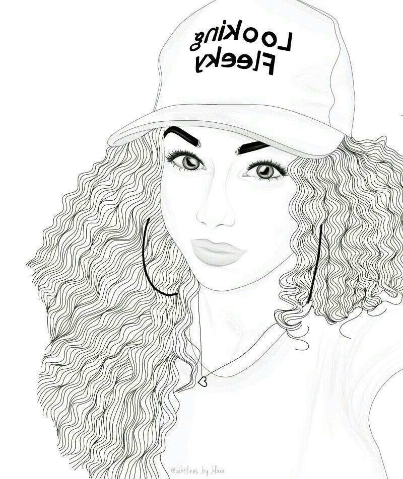 Pin by lison on dessin de fille dessin dessin swag dessin ado - Dessin swag fille ...