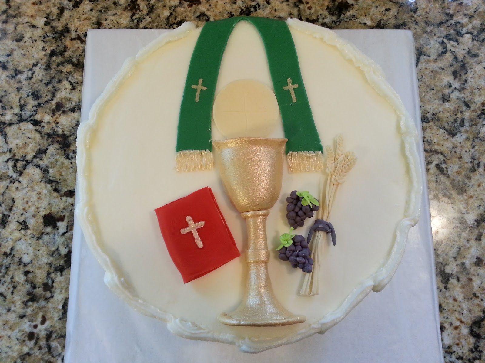 Priest Ordination Anniversary Cake Cakepins Com Receptek
