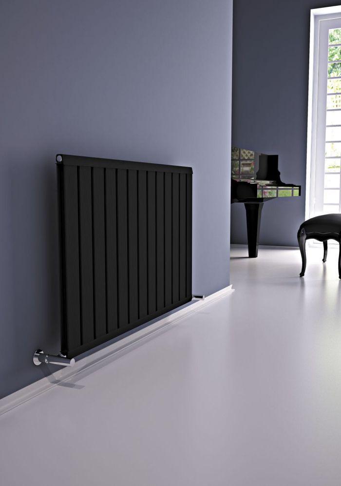 schwarze designs heizkörper DIY Ideen\Projekte Pinterest - design heizkörper wohnzimmer