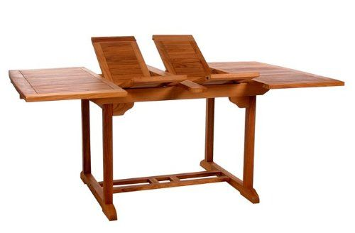 Teak Butterfly Extension Table All Things Cedar Http Www Amazon Com Dp B000gb4d88 Ref Cm Sw R Pi Extension Dining Table Patio Dining Table Teak Dining Table