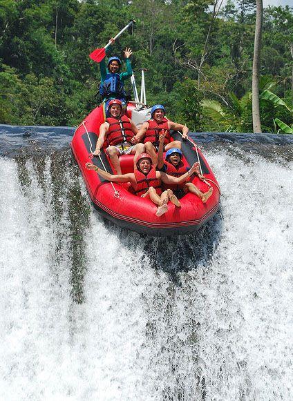 Ayung River Rafting Sungai Kota Bandung Makassar