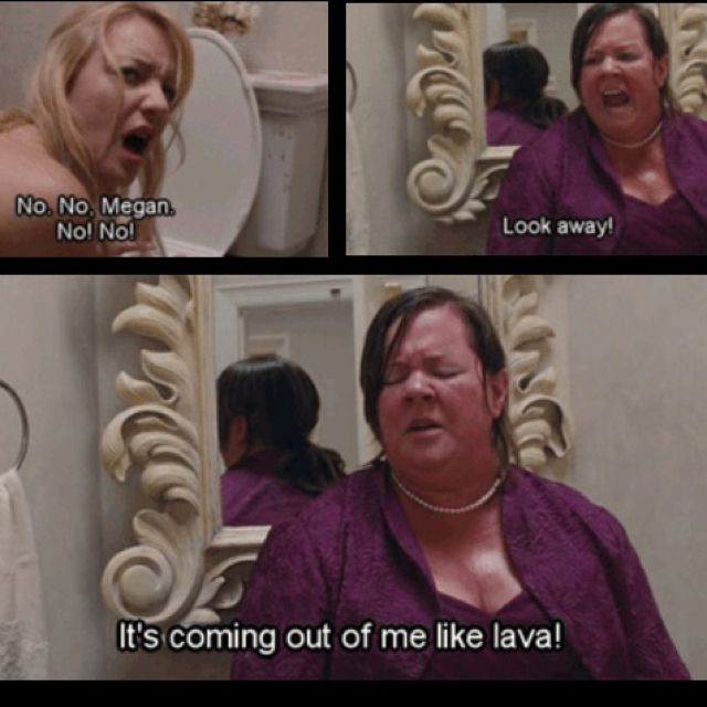 Bridesmaids Movie Pictures With Quotes: Bridesmaids --- Ahahhahaha Lord This Scene Killed Me