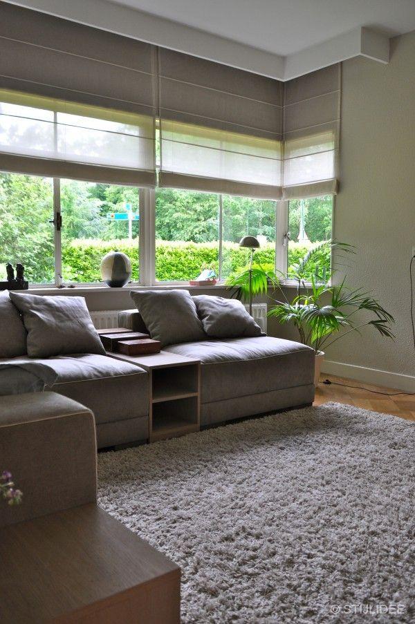 Binnenkijken in ... een jaren 30 huis in Bilthoven via www.stijlidee ...