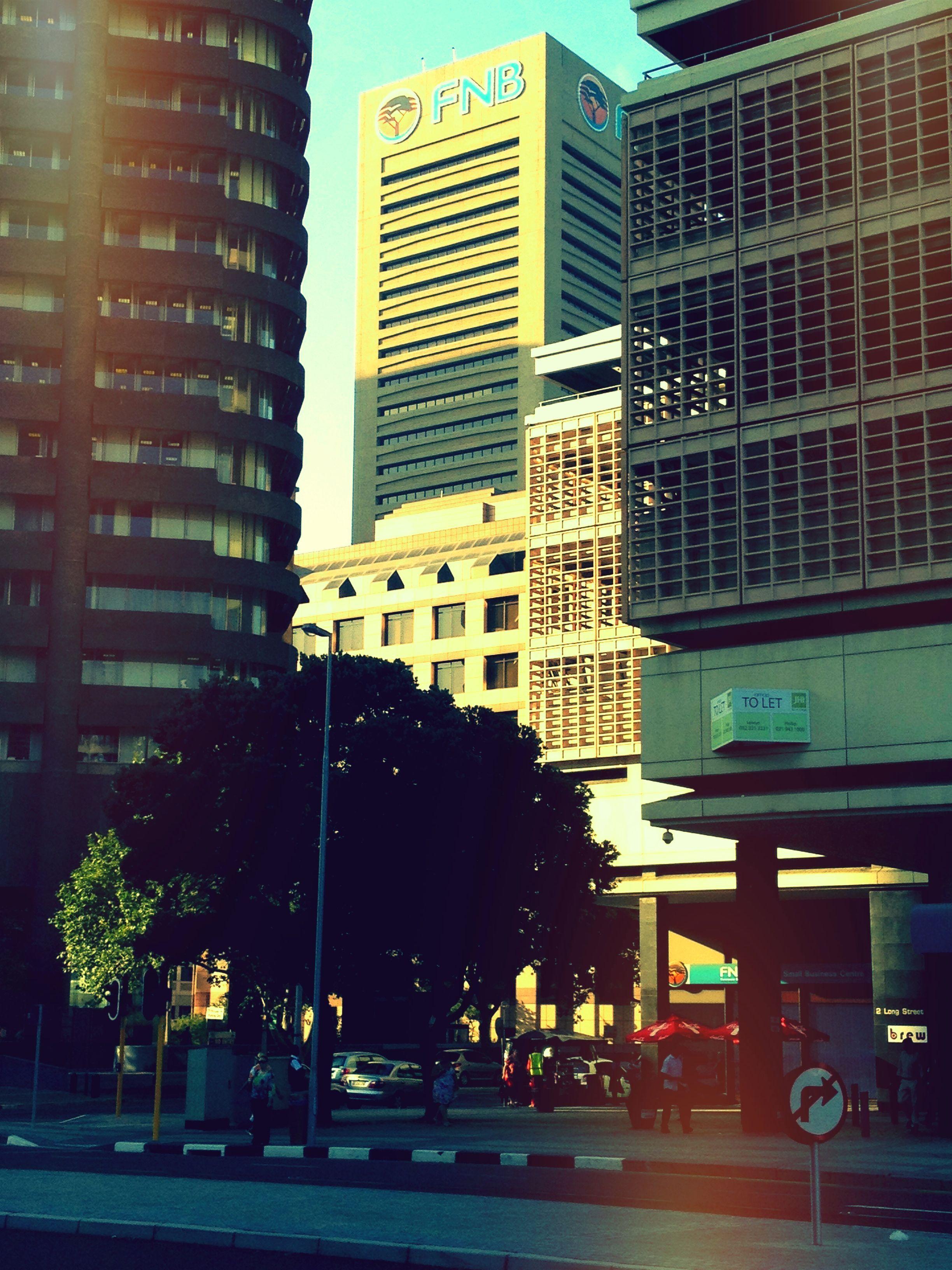 FNB Building Cape Town