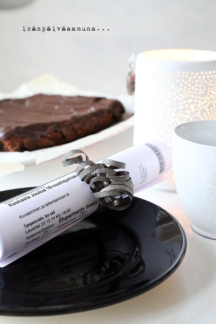 Chocolate - karamellibrownie