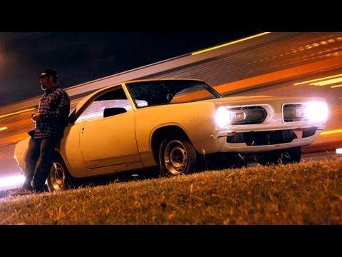 Junkyard Cuda Rescue With Nitrous Oxide Roadkill Episode 11 Nitrous Modern Muscle Cars Mopar