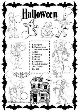 halloween fun - Fun Halloween Printables